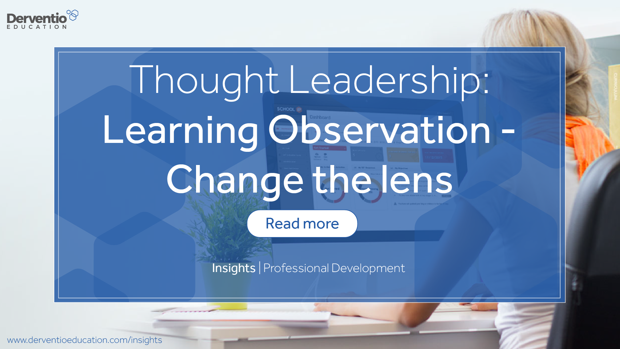 personal learning from observation Observing and evaluating blended learning: one district's classroom  walkthrough tool personalized learning   blended learning  .